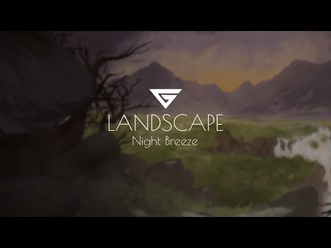 Digital Painting – Landscape – Night Breeze