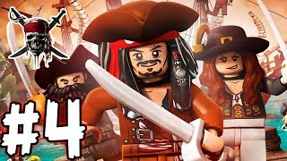 LEGO Pirates of the Caribbean - Episode 04 - Barbosa (HD Gameplay Walkthrough)