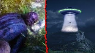 Michael De Santa Abducted by ALIENS in Red Dead Redemption 2 (RDR2 UFO Mystery)