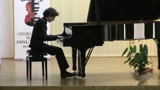 bach - well tempered clavier ii -  prelude and fugue in c moll
