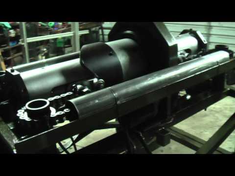 2 Cylinder Balancing configuration