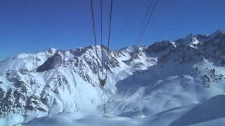 Reportaje del Pic du Midi (Pirineo Francés)