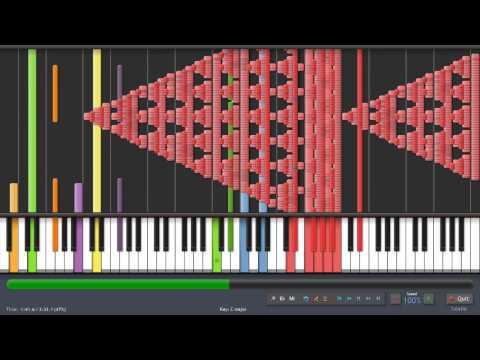 [Black MIDI] Wonderful Christmastime 1.03 MILLION!
