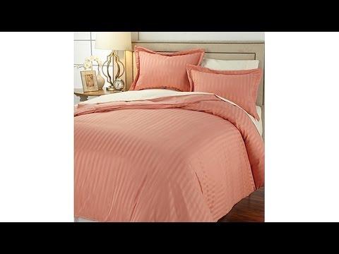Concierge 4pc Down Alt. Comforter   Duvet Set