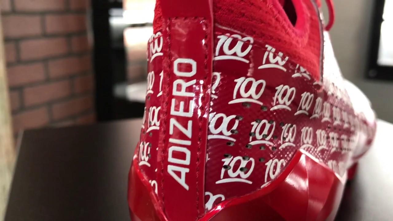 Adidas Adizero 5 star 7.0 7v7 100 Emoji