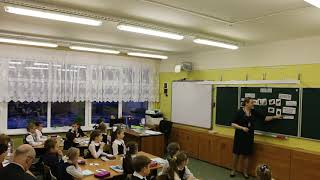 Емельянова М В  01.12.2017 открытый урок Окружающий мир УМК Школа России 2 класс
