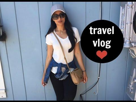 Travel Vlog: San Pedro, California