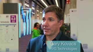 AVG CEO Gary Kovacs Discusses Protecting Devices, Data and People at MWC