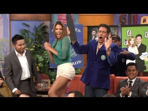 Zuleyka Rivera como nunca la habías visto bailar en Despierta América