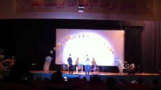 Rawafed Talent Show (Mansour Madmouj-Ibrahim Kamar) {Mijana 2o 3taba}