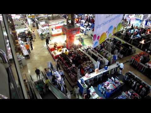 Inside Pantip Bangkok