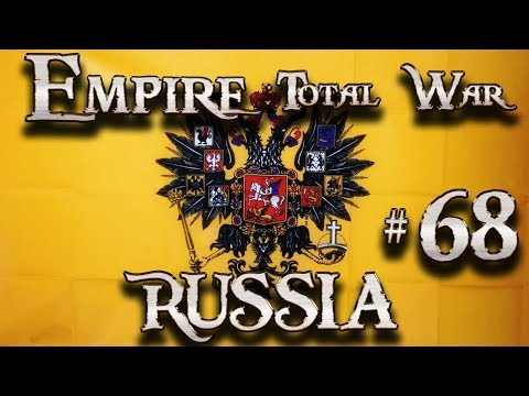 Lets Play - Empire Total War (DM)  - Russia  - Pushing Into The West..!!! (68)