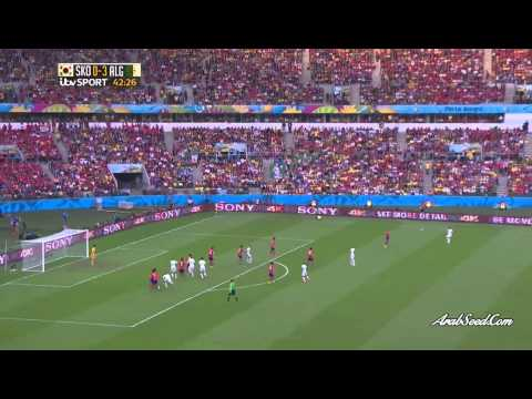 .oOps.zaki.Algeria Vs South Korea Match (ENGLISH) (HD)