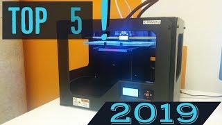 TOP 5: Best 3D Printer in 2019