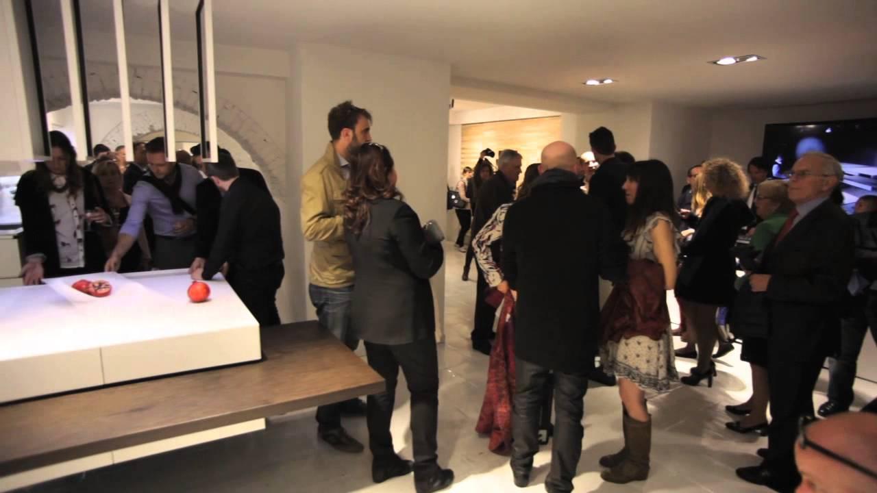 Record è Cucine Evento Milano Fuorisalone 2014 - YouTube