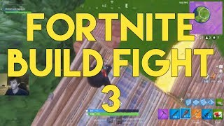 FORTNITE BUILD FIGHT COMPILATION 3