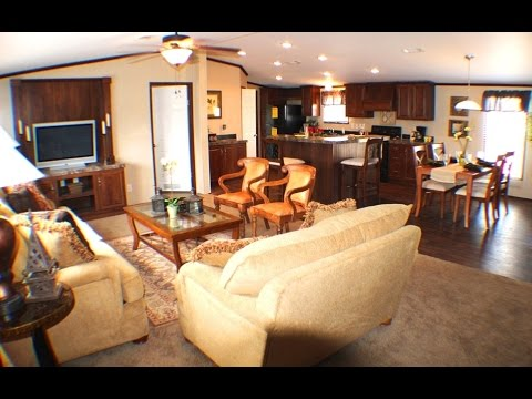 Cowboy Fleetwood Doublewide Mobile Homes For Sale In River Ranch Park Texas
