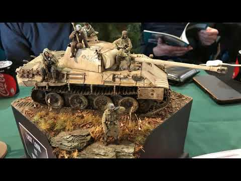 MILITARY MODELLING SHOW  2018