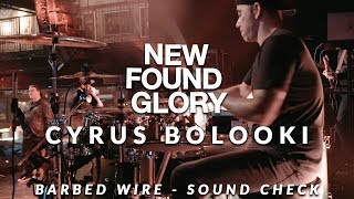 It was such a blast to catch up with Cyrus Bolooki of New Found Glo...