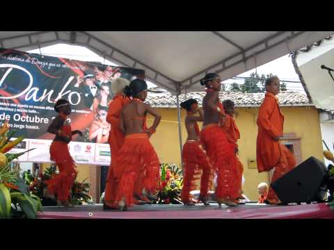 Colombia Cali salsa kinderen Travel Video
