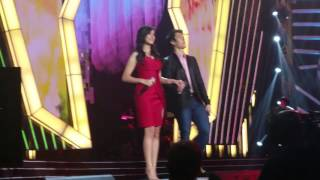 LizQuen on ABS-CBN Christmas Special 2015