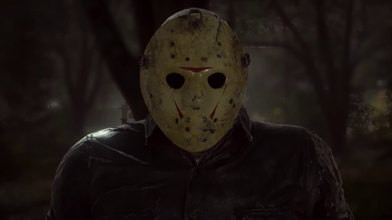 FRIDAY THE 13TH GAME Release Date Trailer PS4 XBOX ONE PC ...