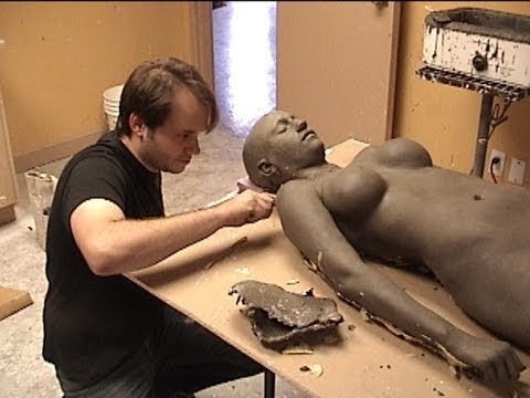 Lifecasting Tutorial: Gel-10 Body Mold Part 2