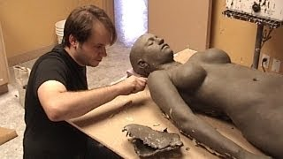 Repeat youtube video Lifecasting Tutorial: Gel-10 Body Mold Part 2