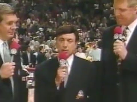 1997 NBA Finals Game 6 Introduction