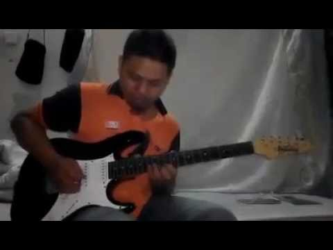Instrumental Menjelang hari raya - DJ Dave cover