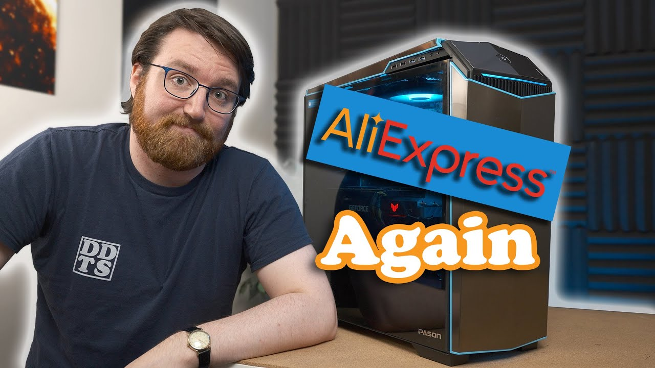Download I Bought Another $1400 Aliexpress Gaming Pre-Built...