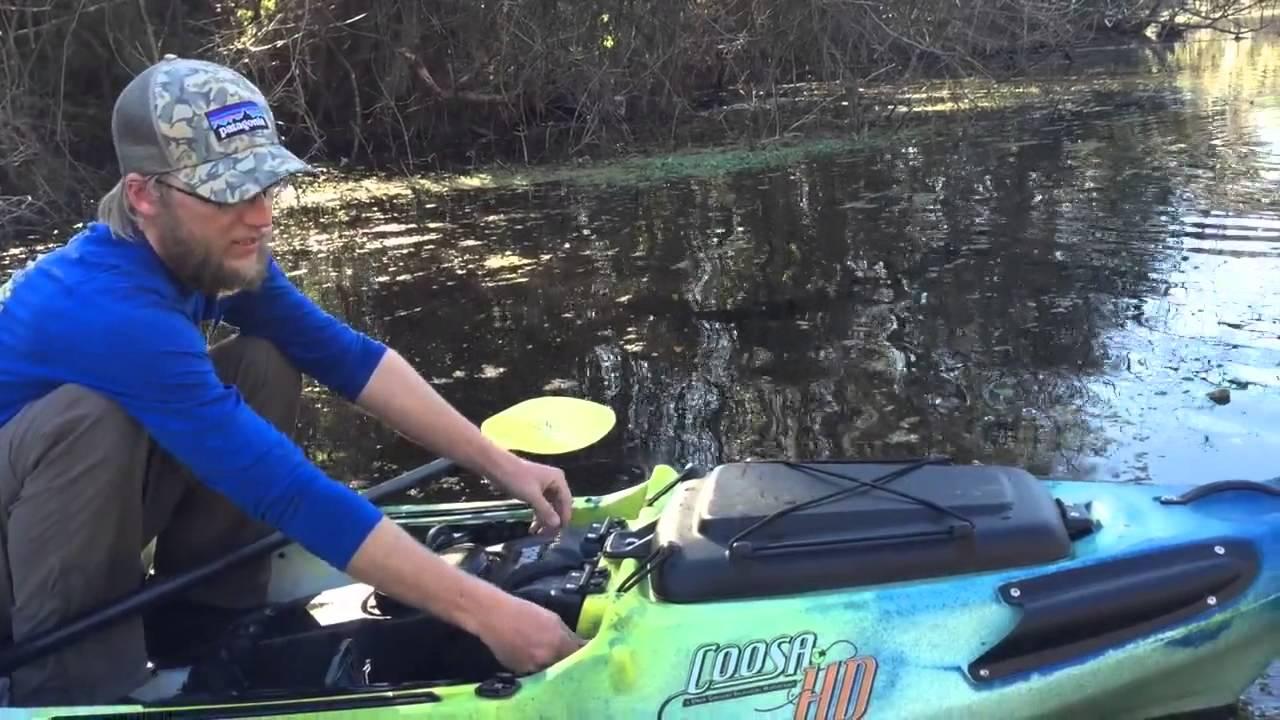 Jackson Kayak Coosa HD Walkthrough by Pack & Paddle