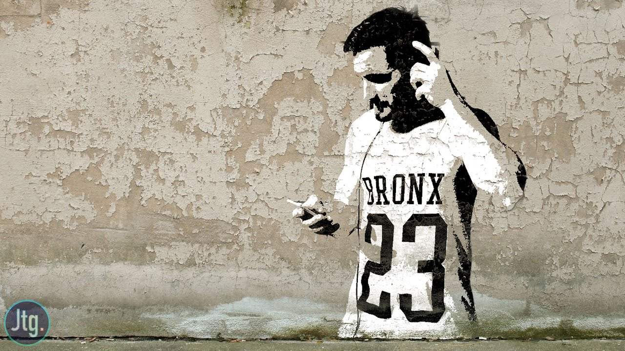Photoshop Tutorial How To Create A Banksy Style Stencil Graffiti
