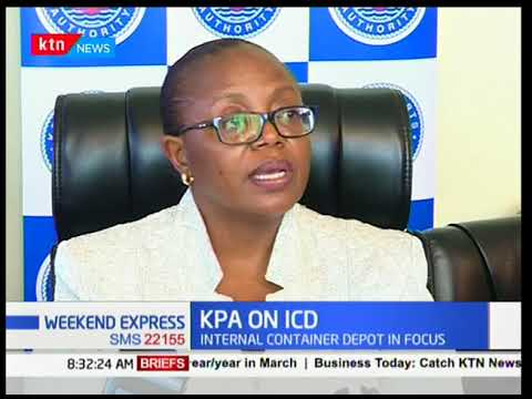 Kenya Ports Authority calls on shippers to make use of Standard Gauge Railway