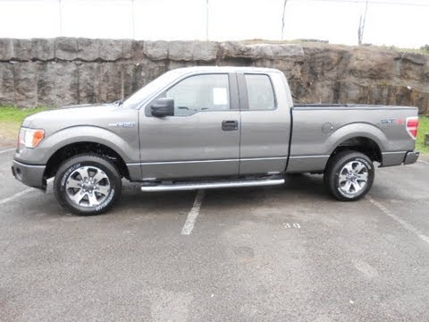 2013 ford f 150 stx supercab 4x2 5 0 sterling grey fb15668 at ford of murfreesboro 888 439 1265. Black Bedroom Furniture Sets. Home Design Ideas