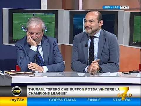 Diretta Stadio 7Gold (JUVENTUS LAZIO 2-1) Finale Coppa Italia 2015