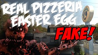 Five Nights At Freddys 4: Real Life Pizzaria Easter Egg On Google Maps!? FAKE! Free HD Video