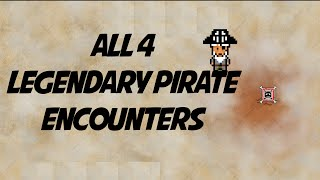 Legendary Pirate Locations - Pixel Piracy (Xbox One)