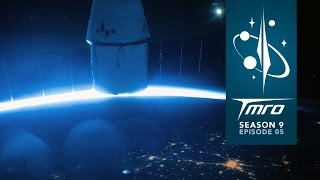 Commercial Orbital Transportation Services after 10 years - #COTS10 - 9.05