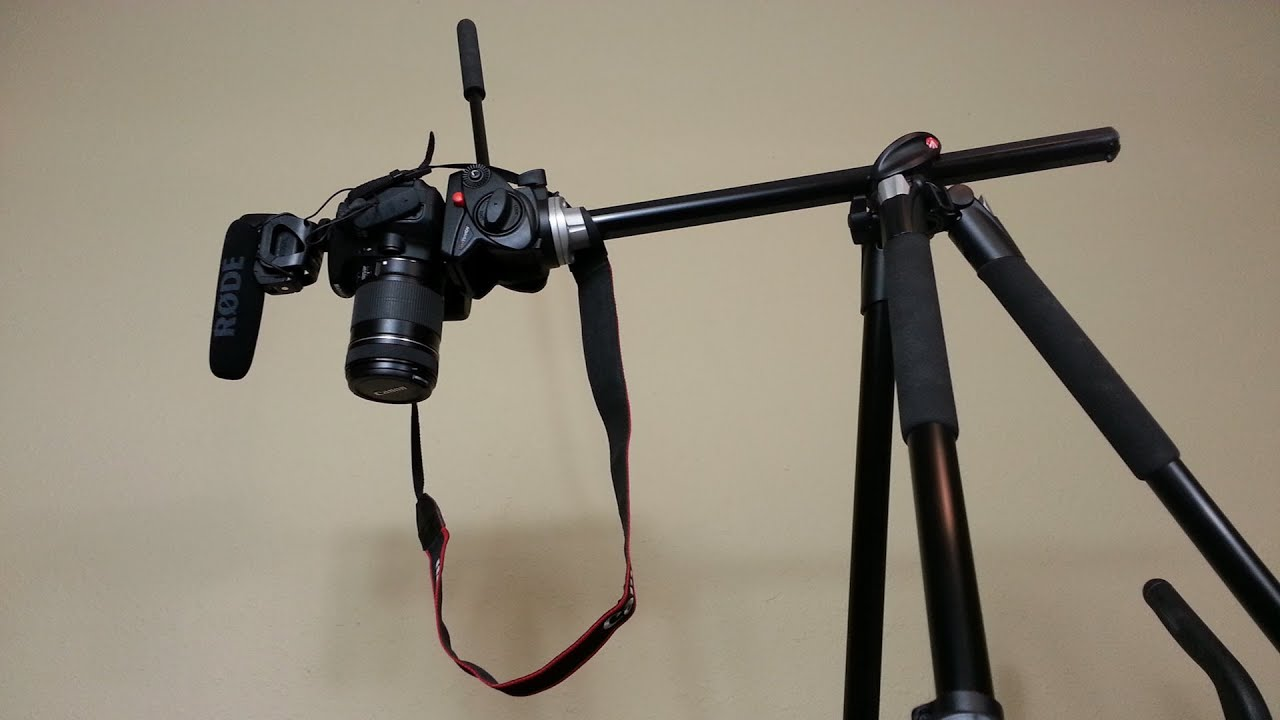 Manfrotto 055xprob Pro Tripod And Manfrotto 701hdv Pro Fluid Video Mini Head Unboxing
