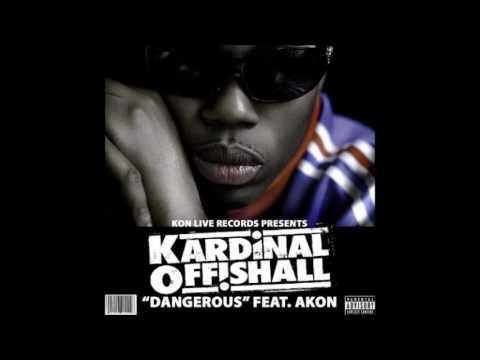 Kardinal Offishall ft  Akon - Dangerous (Audio)