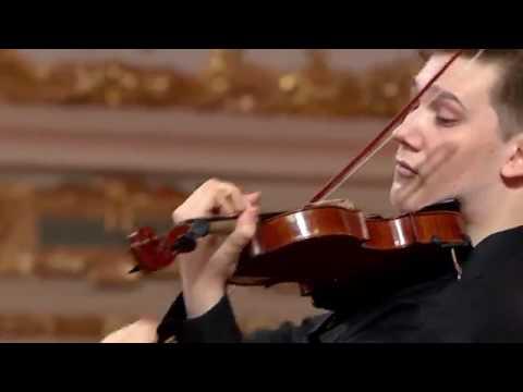 Robert Łaguniak (Poland) - Stage 1 - International H. Wieniawski Violin Competition BINAURAL