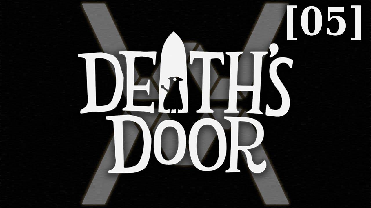 Прохождение Death's Door [05] - Крепость Замочника