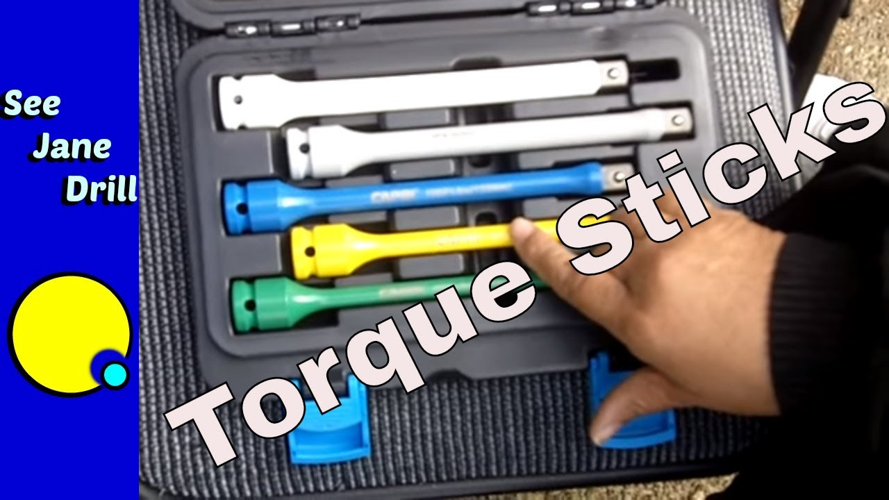 A Beginner S Guide To Using An Impact Wrench And Torque Sticks
