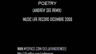 Molinaro Vs Audioshop - Poetry (Andrew See Remix)