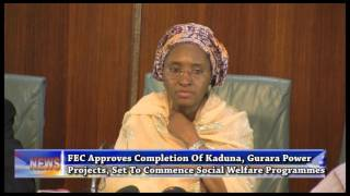 FEC Approves Completion Of Kaduna, Gurara Power Projects ...