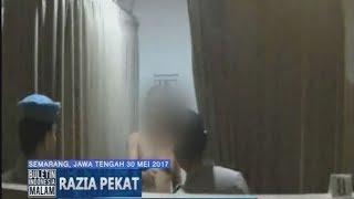 Razia Ramadhan, Petugas Amankan Seorang Pria Bersama Pasangannya di Panti Pijat - BIM 30/05