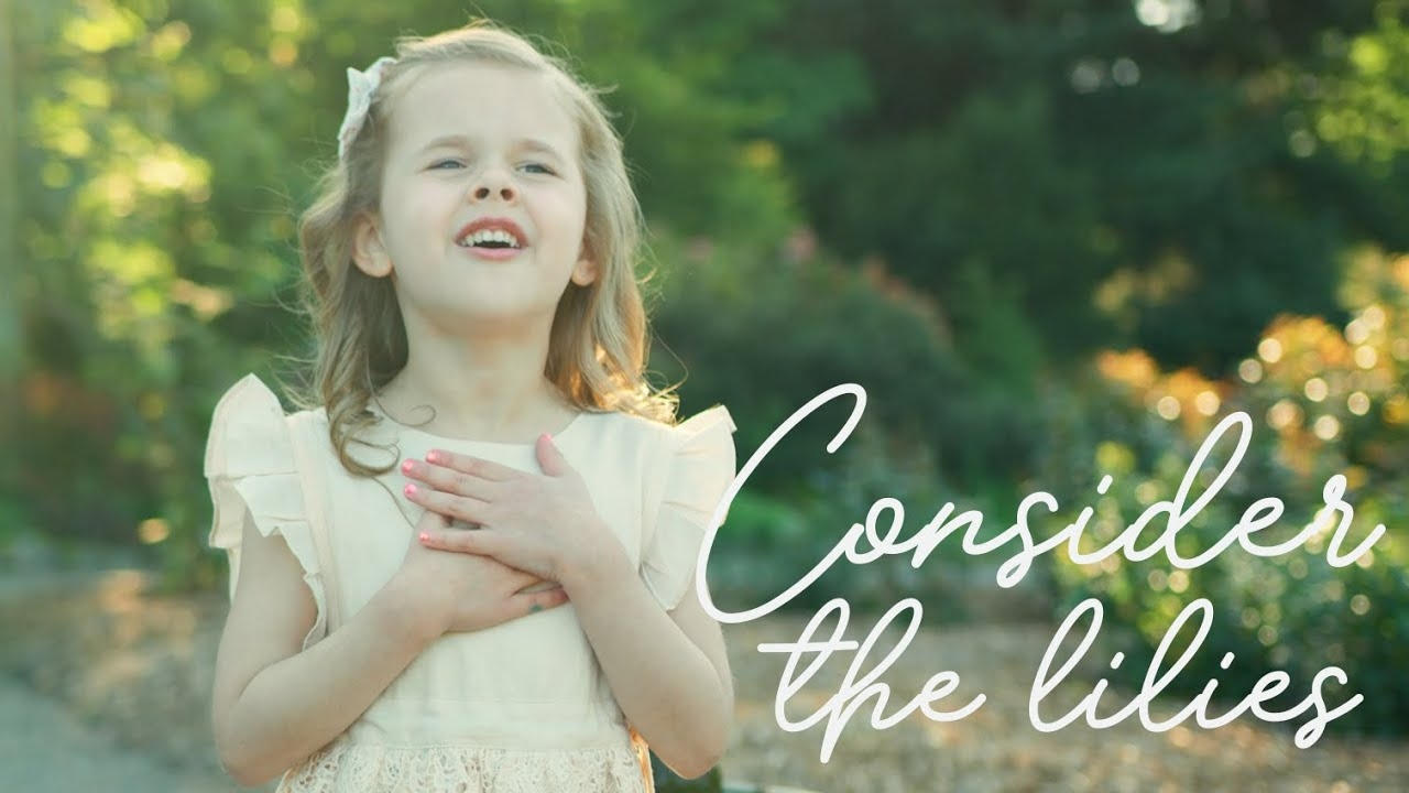 Download Consider The Lilies - 6-Year-Old Claire Crosby