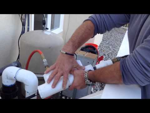 How To Pressure Test Pool And Plumbing Pipes By Leaktronics