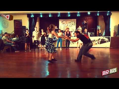 Axel & Paulina -  FINAL J&J Primer Puesto  (50%Rock & 50%Swing Festival 2017)